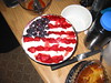 A fairly patriotic triffle for Independence Day