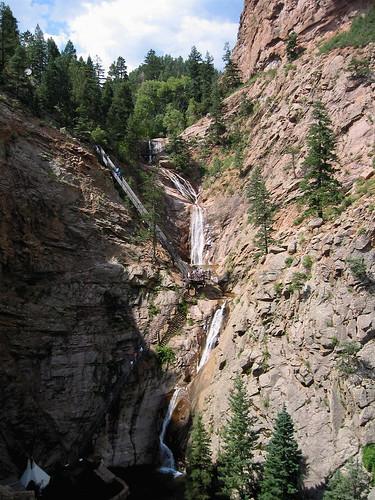Seven Falls Stairway