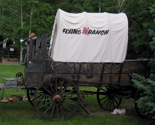 Flying W