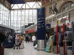 Gorsaf Waterloo Rhyngwladol, Llundain