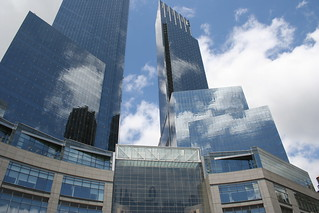 Time Warner reflections | by dgphilli