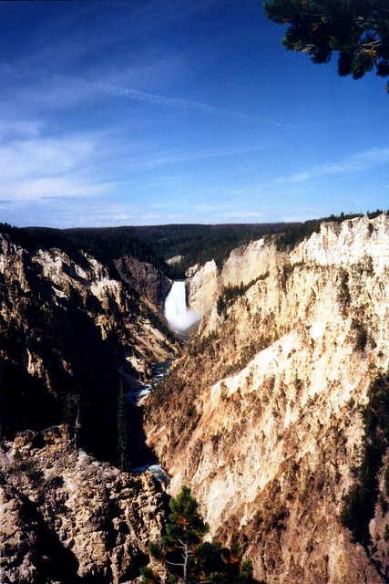 199108_YNP Lower Falls
