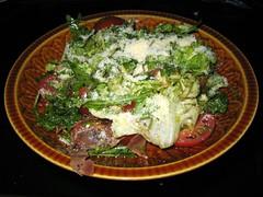 De salade!