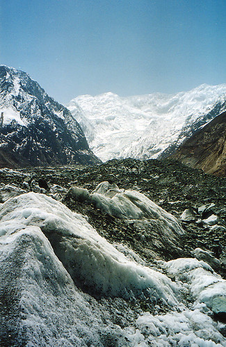 the source of the Hopper glacier | by bongo vongo