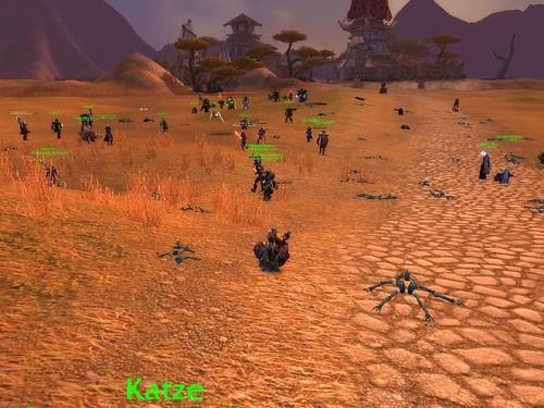 Schlachtfeld vor XR