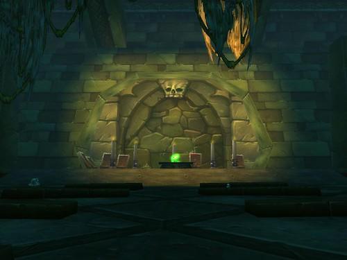 Zwischenboss Versunkener Tempel