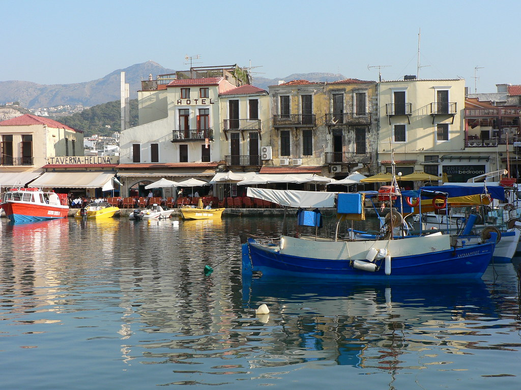 Rethymnon Places to visit in Greece