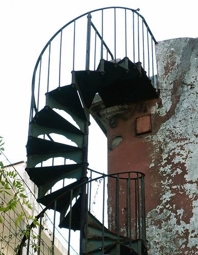 Lisboa - Fire escape 321