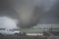 F4 Tornado Strikes Plant