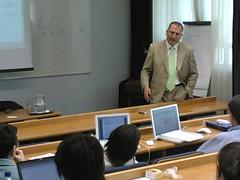 Jorge Mata en el IE