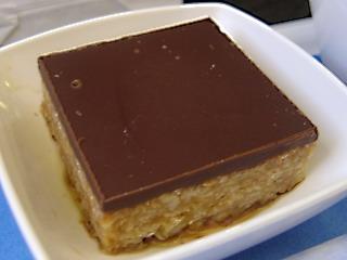 RBA - Crunchy Chocolate Muesli Slice