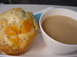 RBA - Muffin & Milktea