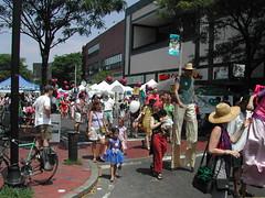 ArtBeat 2005 Parade, Davis Square (DSCN1476)