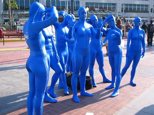 SBC Blue