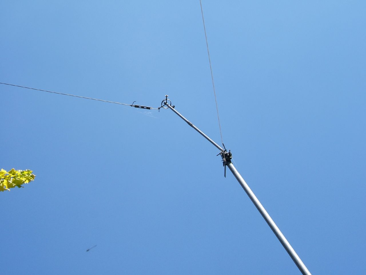 makeshift antenna