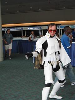 Storm Trooper Elvis