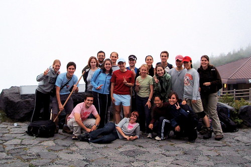 The Fuji-san Climbers