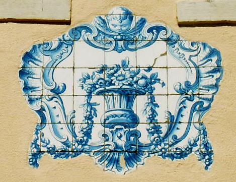 azulejos 111 - Bairro do Arco do Cego