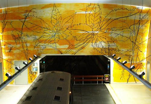 Metro - Amadora Este