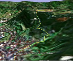 Tour de France Stage18 - Cote de la Croix Neuve