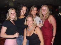 TX, Jess, Sara, Robin, Kat