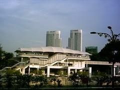 Monarail Station + two 5-star Hotel