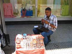 Bracelet Vendor