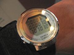 Foto de mi reloj binario
