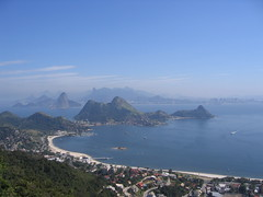 Rio de Janeiro from Niterói