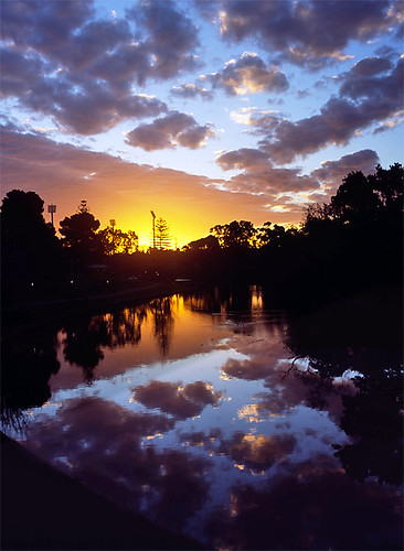 leica sunset panorama clouds river lenstagged australia adelaide southaustralia torrens leitz50f2summicron