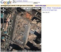 Ground Zero in Lower Manhattan - Google Maps