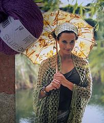 rowan shawl