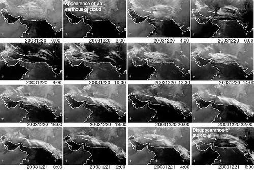 Predicción de terremotos mirando las nubes class=