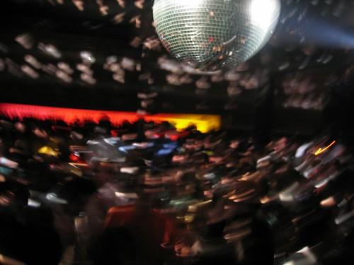 Dancefloor, Derrick May at Cielo