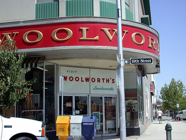 Woolworth's Luncheonette