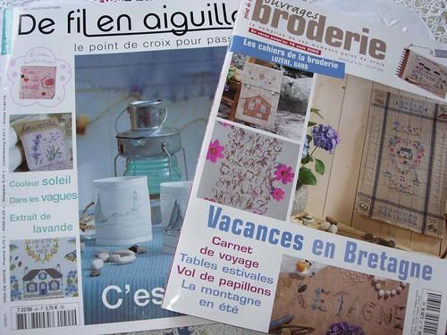 Revistas francesas