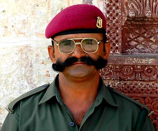 what a moustache | by Shreyans Bhansali