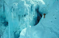 Everest - cascata de gelo