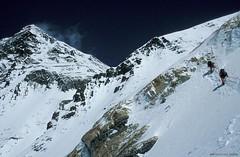 Everest Yellow fringe