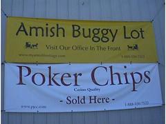 amish poker