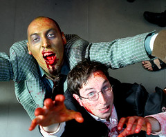 Zombies at the Apple Store