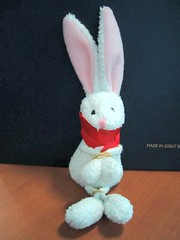 hostage bunny