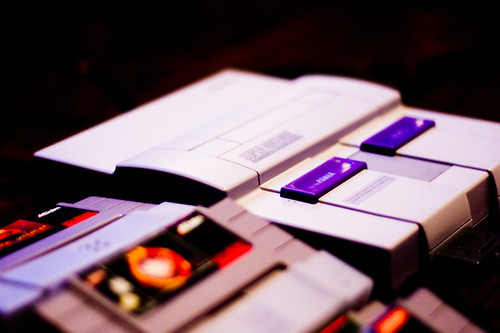 Super Nintendo | by miskan