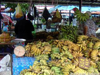 Brunei - Kianggeh Tamu - Banana
