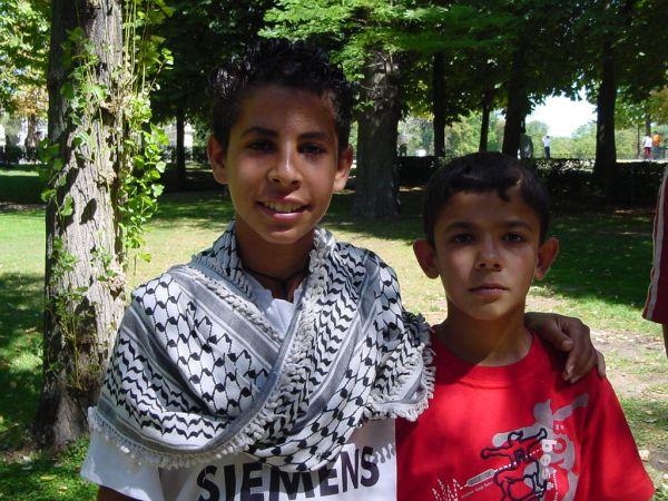 Anas y el hijo de Nedal