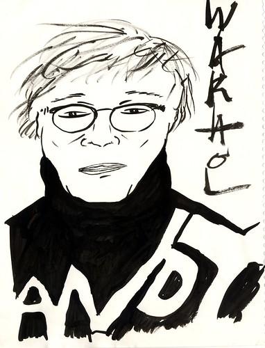 Andy Warhol (2), 1988