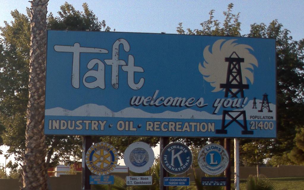 Welcome to Taft