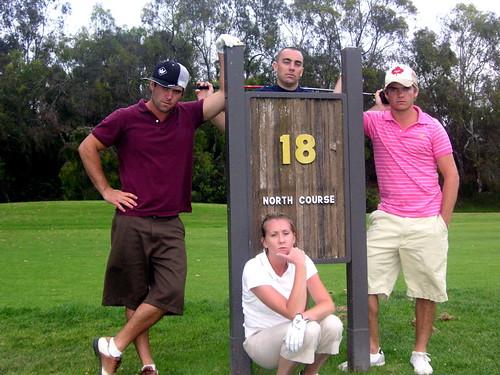 golf serious