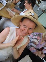 Margaret hat