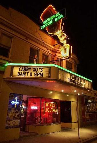 National Liquor Bar Sign | by Gadder